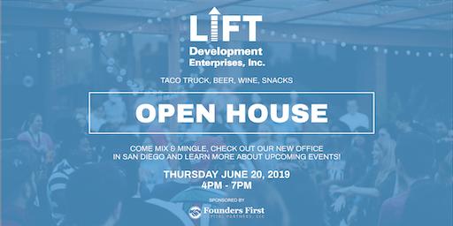 LIFT Development Enterprises' Open House !