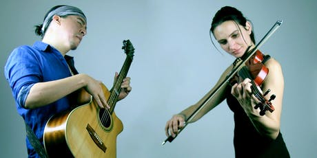 International Acoustic Guitar & Violin - Dani Vargas & Jenna Colombet tickets