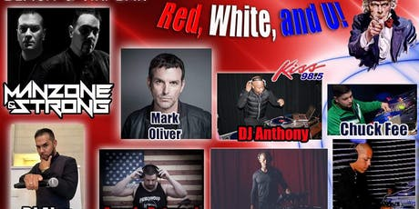 Red, White and U tickets
