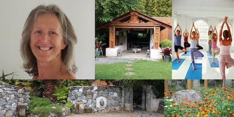 Yoga Retreat weekend with Johanna van Stratum tickets