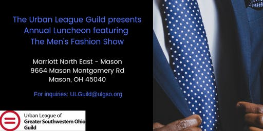 Urban League Luncheon & Men's Fashion Show
