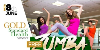 Free Zumba Event Aberdeen courtesy of Gold Standard Health