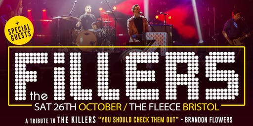 The Fillers - a tribute to The Killers