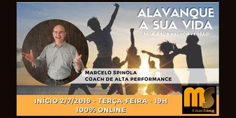 Método ALAVANQUE A SUA VIDA tickets