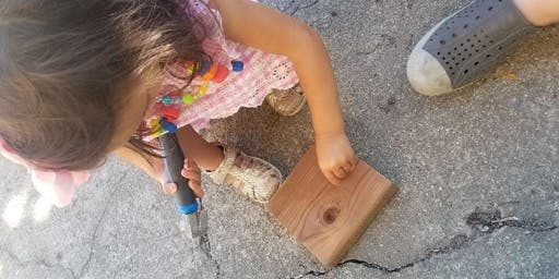 Messy Hands Camp for 2-4yrs Mon. July 15