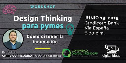 Workshop - Design Thinking para Pymes