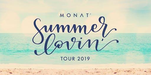 MONAT Summer Lovin' Tour - Miami, FL