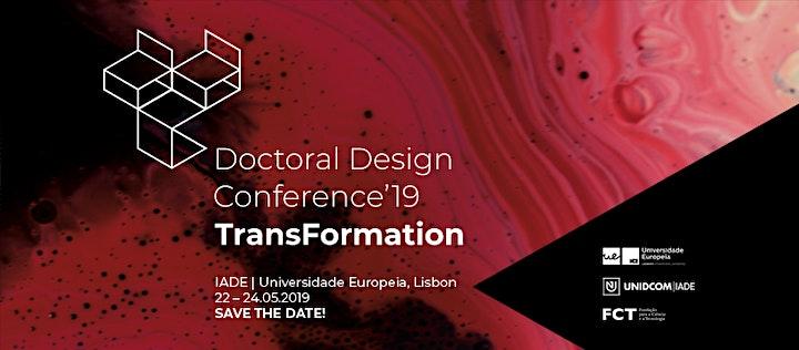 imagem DDC'19 - Doctoral Design Conference
