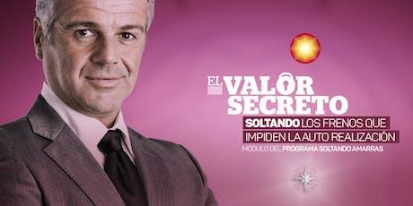 El valor secreto / BUENOS AIRES/ Argentina entradas