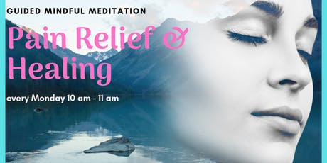 Falkirk Pain Relief & Healing Guided Meditation for Acute or Chronic Pain tickets