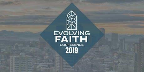 Evolving Faith 2019 - Denver, Colorado tickets