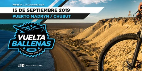 Vuelta Ballenas 2019 entradas