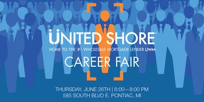 United Shore Career Fair