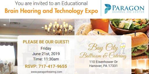 Brain Hearing and Technology Expo - Hanover