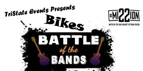 Bikes, Battle of the Bands, & BBQ tickets