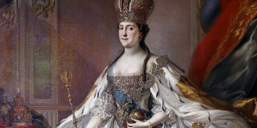 Women In Art Featuring Catherine The Great at the Getty Museum – IAW- Los Angeles