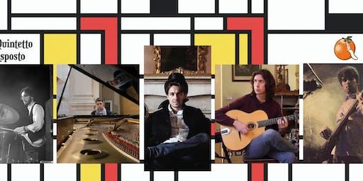 Quintetto Esposto - Live Palazzo Facchi - Brescia