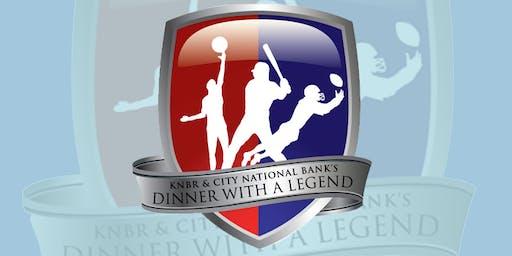 KNBR & City National Bank's Dinner with a Legend - Matt Cain & Jeremy Affeldt