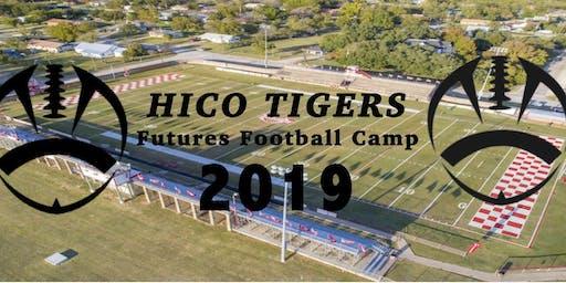 Hico Tigers Futures Football Camp