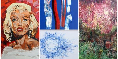 Societies Collective Memory Group Art Exhibition tickets
