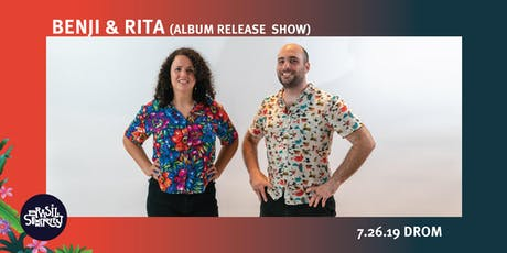 Benji & Rita tickets