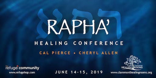 Rapha' Healing Conference