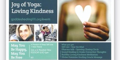 Joy of Yoga: Loving Kindness tickets