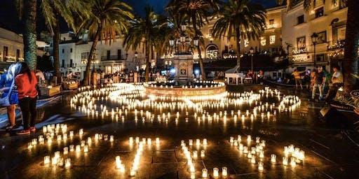 Noche de las velas de Vejer de la Frontera desde Sevilla