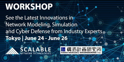 See the Latest Innovations in Network Modeling, Simulation & Cyber Defense