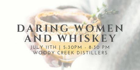 Daring Women and Whiskey tickets