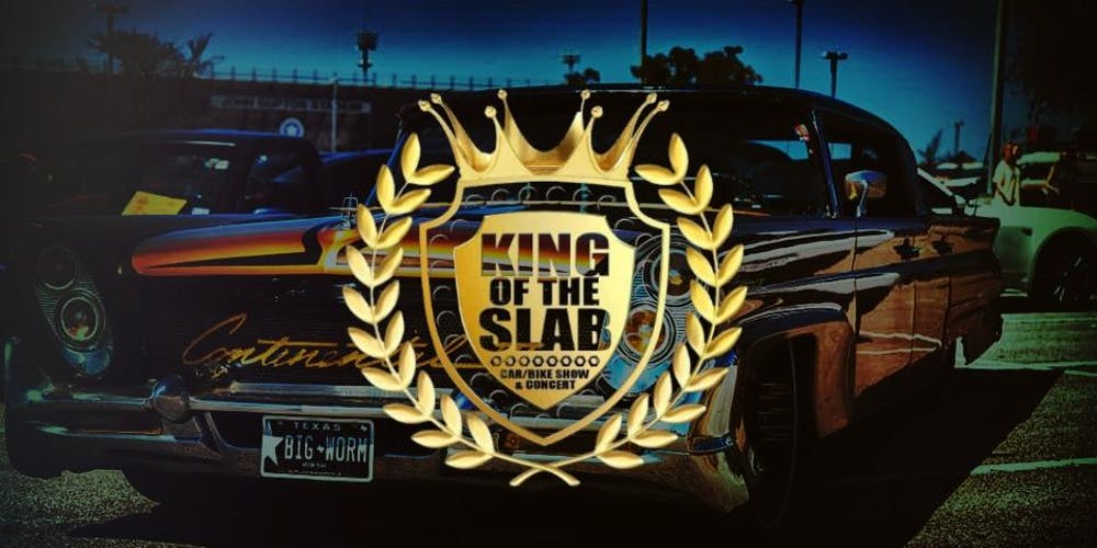 King Of The Slab Car Show and Concert