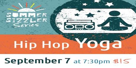 Hip Hop Yoga Under the Stars tickets