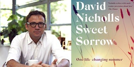 AN EVENING WITH DAVID NICHOLLS tickets