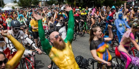 World Naked Bike Ride (WNBR) Eugene 2019 tickets
