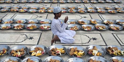 Copy of Big Iftaar - Breaking of Fast - Ramadhan