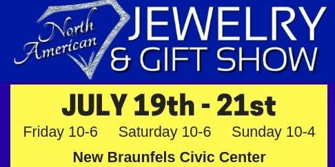 Summer Jewelry & Gift Show at New Braunfels Civic Center