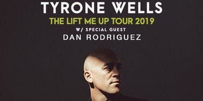 Tyrone Wells - The Lift Me Up Tour