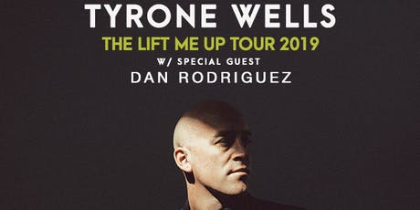 Tyrone Wells - The Lift Me Up Tour tickets