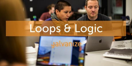 (ONLINE) Learn to Code: Loops & Logic tickets