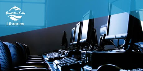 Computer Class for Absolute Beginners - Carrum Downs Library tickets