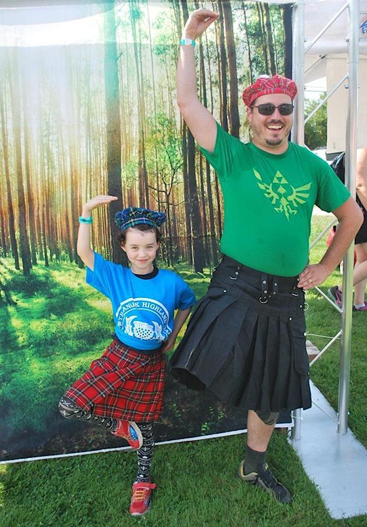 North Lanark Highland Games image