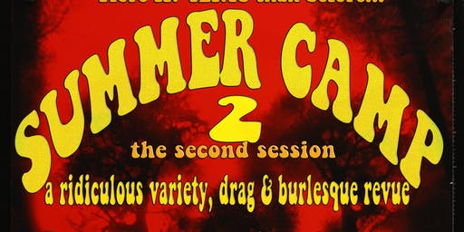 Summer Camp-CAMP SUNNYDALE!!