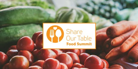 Share Our Table Food Summit tickets