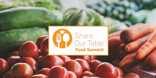 Share Our Table Food Summit
