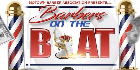 Barbers on a Boat Cruise! Aboard the Detroit Princess Boat! tickets