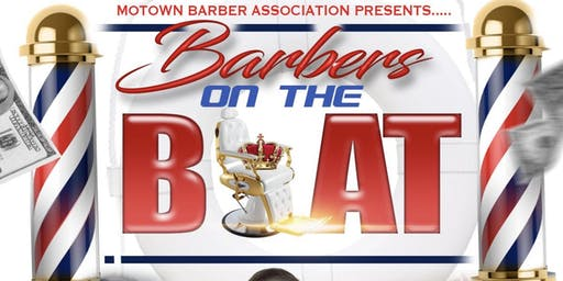 Barbers on a Boat Cruise! Aboard the Detroit Princess Boat!