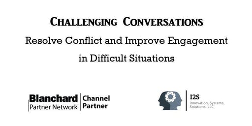 Challenging Conversations - Spokane County