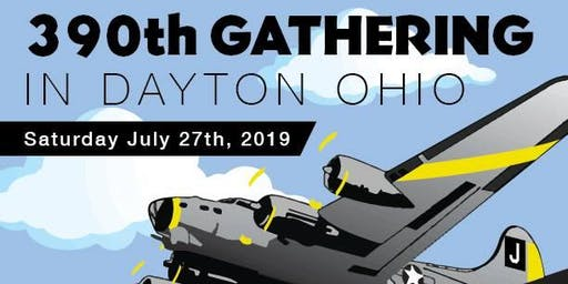 390th Memorial Museum Regional Gathering: Dayton, Ohio