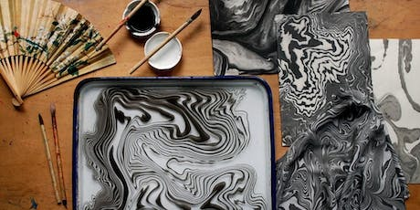 Intro to Paper Marbling with Andrew Ochal tickets