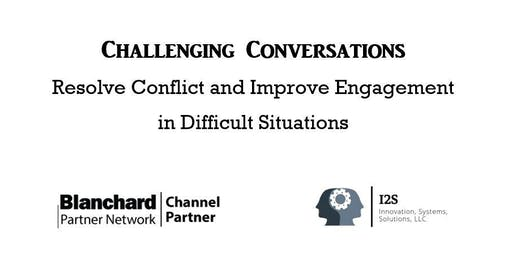 Challenging Conversations - Snohomish County